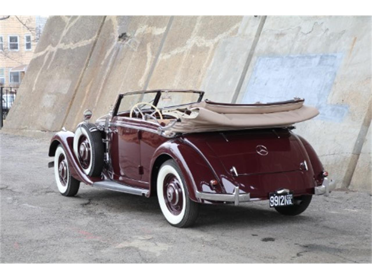 1938 Mercedes-Benz 320 (CC-1070652) for sale in Astoria, New York