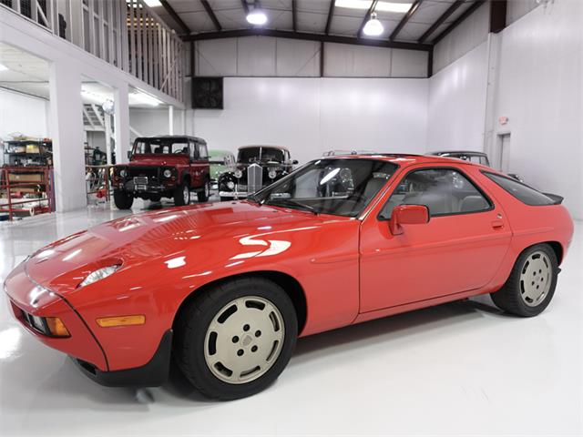 1986 Porsche 928S (CC-1076717) for sale in St. Louis, Missouri