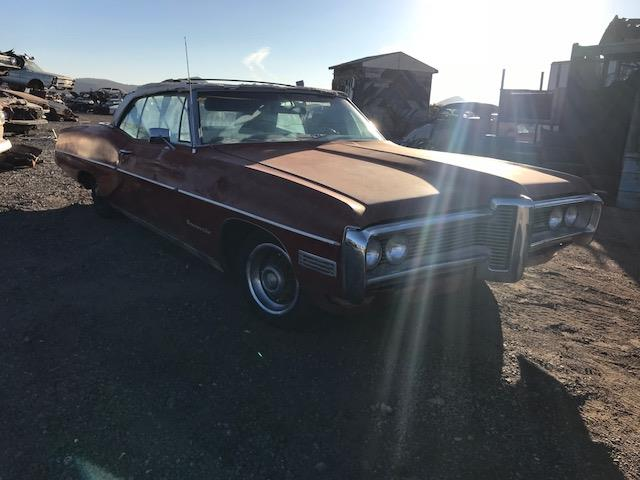 1968 Pontiac Bonneville (CC-1076745) for sale in Phoenix, Arizona