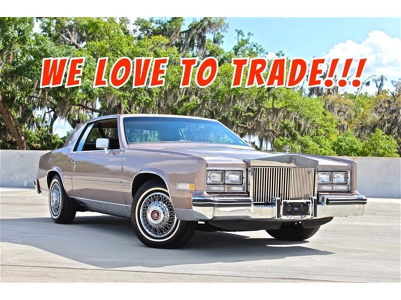 1983 cadillac eldorado for sale classiccars com cc 1070680 1983 cadillac eldorado for sale