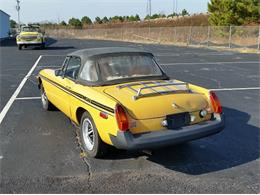 1976 MG MGB (CC-1070683) for sale in Simpsonville, South Carolina