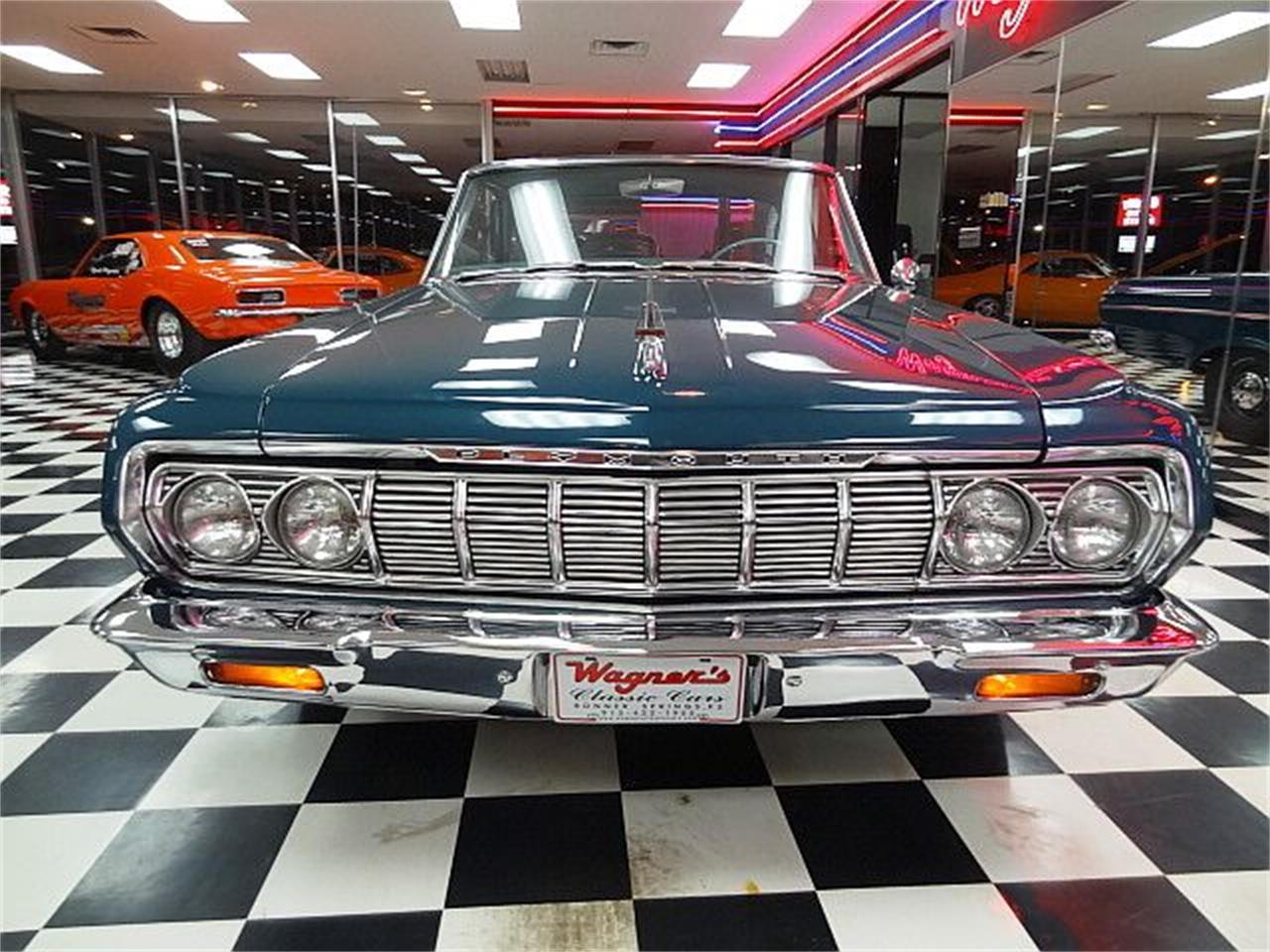 1964 Plymouth Belvedere (CC-1076997) for sale in Bonner Springs, Kansas