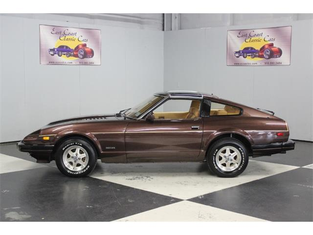 1983 Datsun 280ZX (CC-1077039) for sale in Lillington, North Carolina