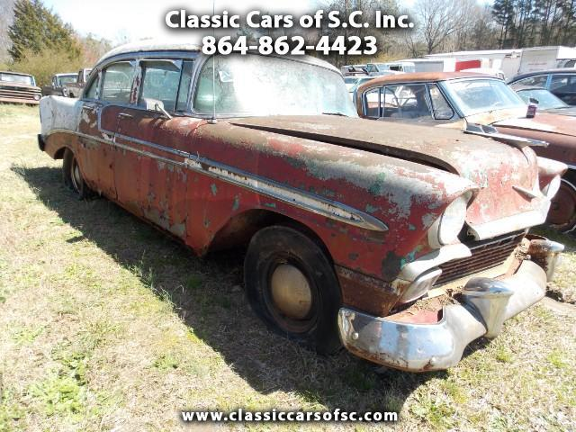 1956 Chevrolet Bel Air (CC-1077212) for sale in Gray Court, South Carolina