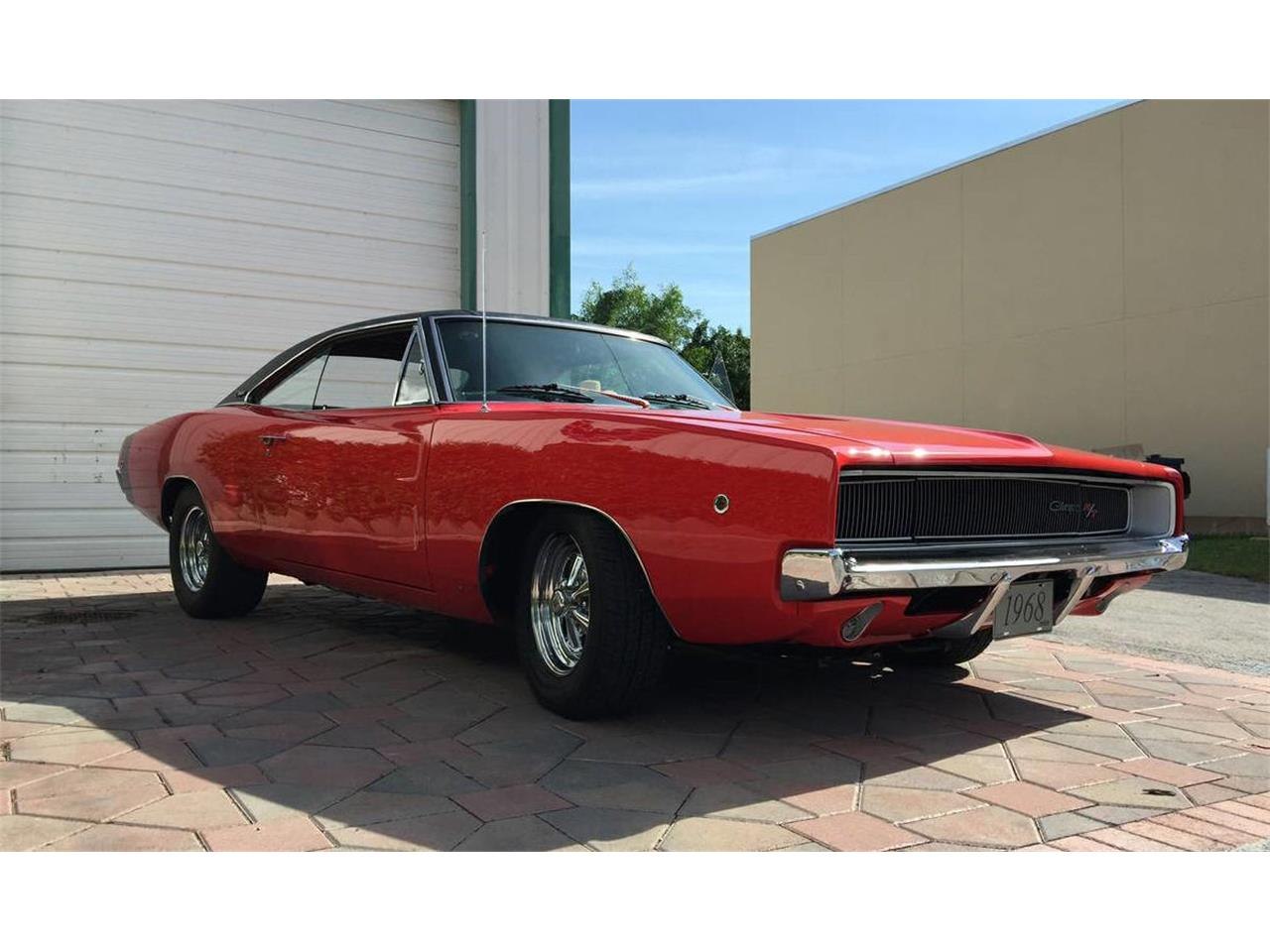 1968 Dodge Charger R/T (CC-1077401) for sale in Miami, Florida
