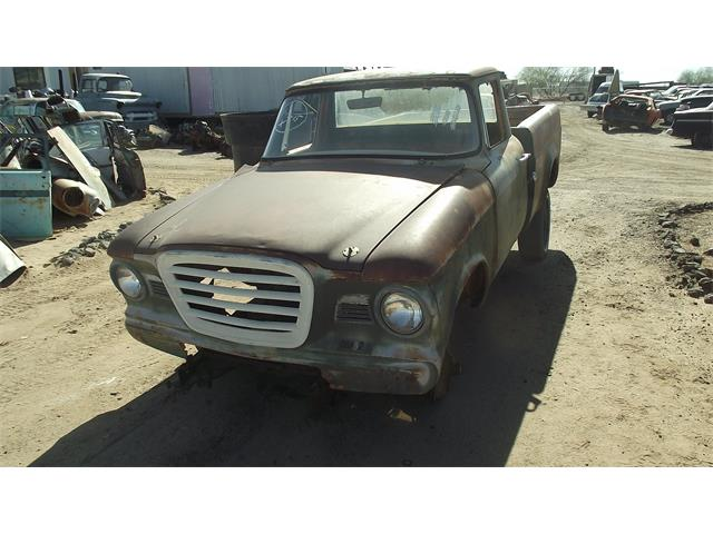 1962 Studebaker Champ (CC-1077435) for sale in Phoenix, Arizona