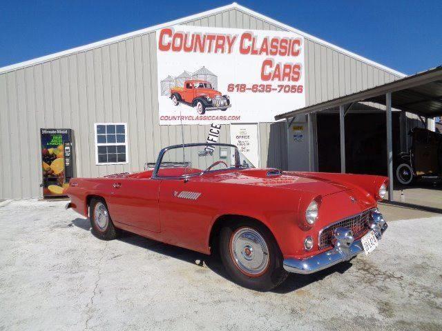 1955 Ford Thunderbird (CC-1070782) for sale in Staunton, Illinois