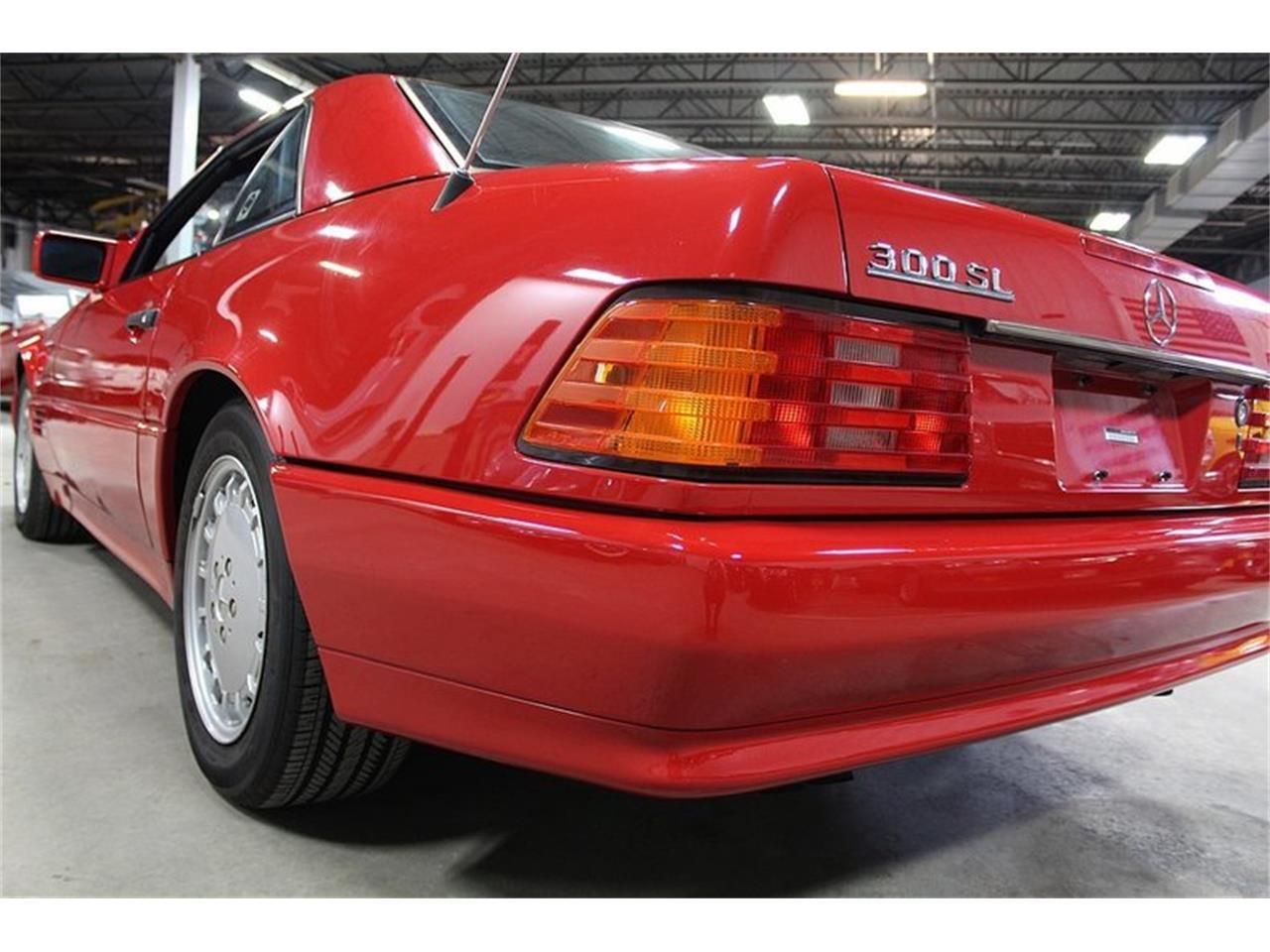 1991 Mercedes-Benz 300SL (CC-1077844) for sale in Kentwood, Michigan
