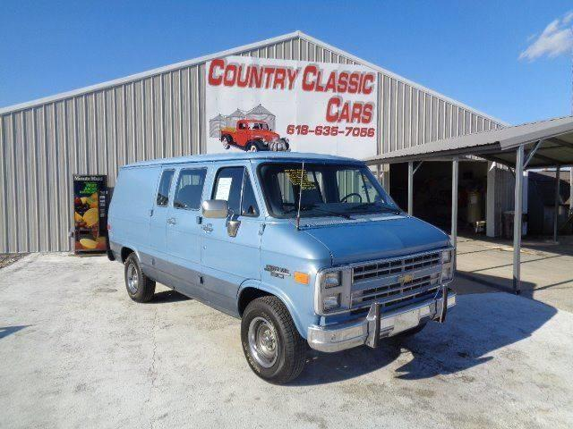 1987 Chevrolet G20 (CC-1070789) for sale in Staunton, Illinois