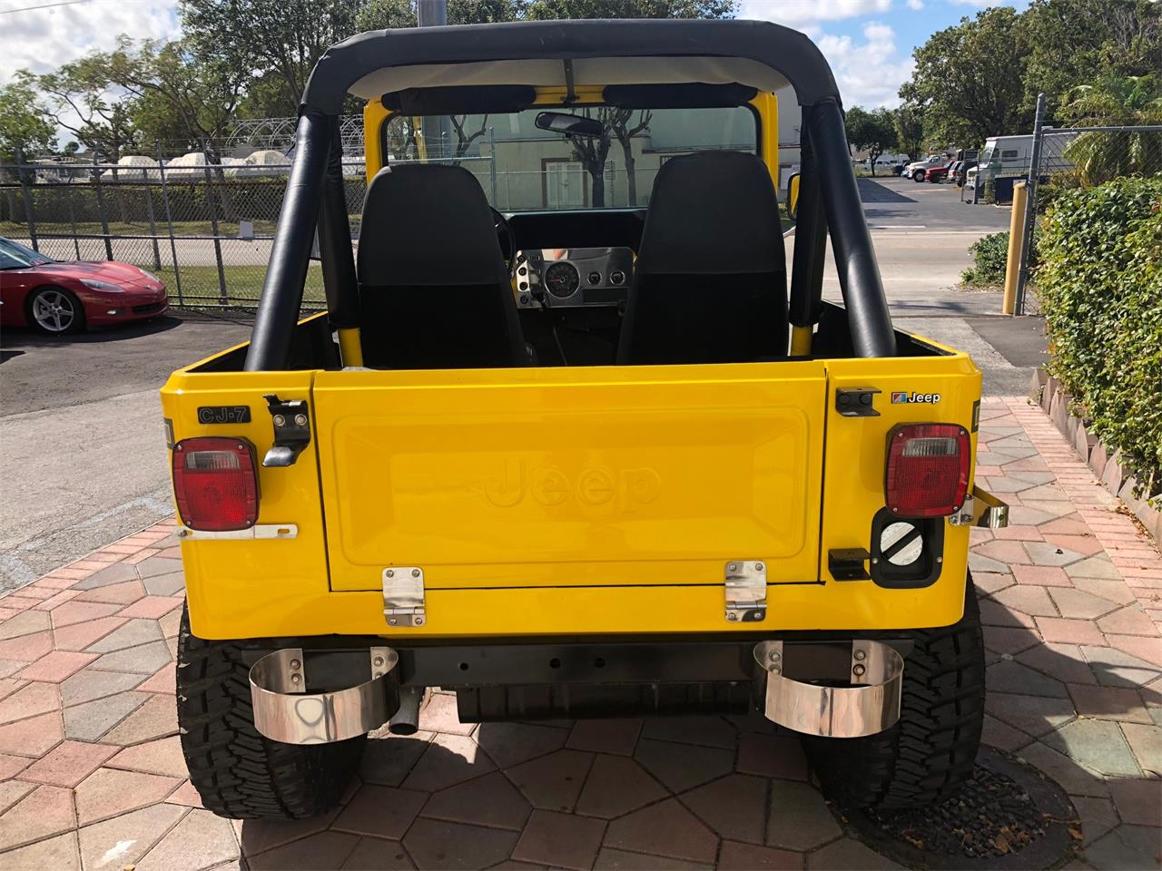 1982 Jeep Wrangler (CC-1078154) for sale in miami, Florida