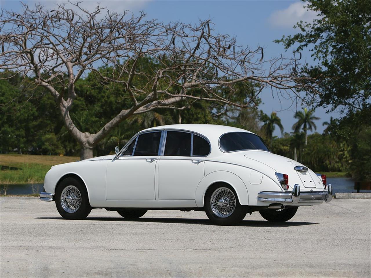 1962 Jaguar Mark 2 3.8 Saloon for Sale | ClassicCars.com | CC-1078532