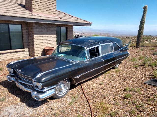 1959 Cadillac Hearse (CC-1070862) for sale in Scottsdale, Arizona