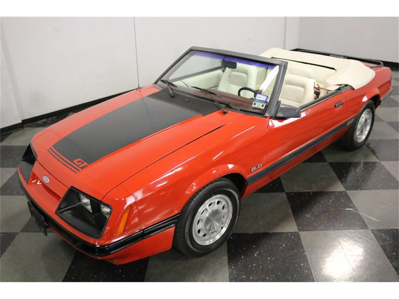 1986 Ford Mustang GT for Sale   ClassicCars.com   CC-1078949