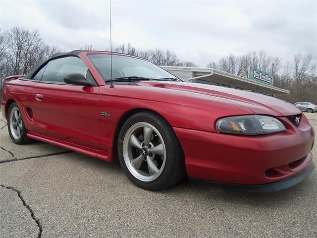 1997 Ford Mustang GT (CC-1079166) for sale in Jefferson, Wisconsin
