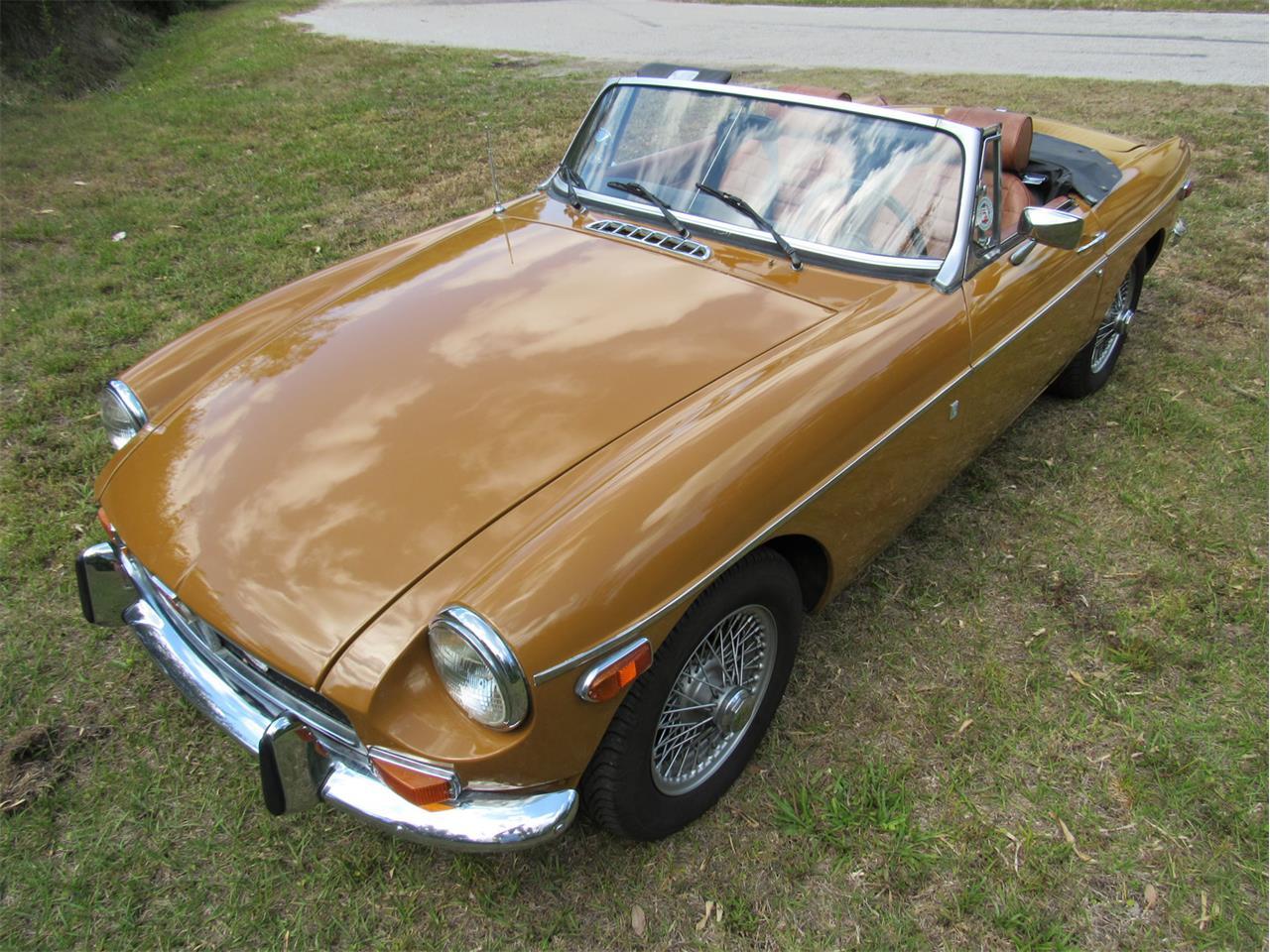 1974 MG MGB for Sale | ClassicCars.com | CC-994382