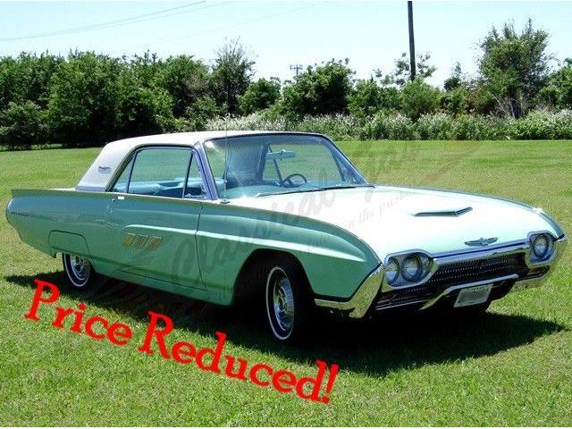 1963 Ford Thunderbird (CC-1079467) for sale in Arlington, Texas
