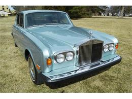 1973 Rolls-Royce Silver Shadow (CC-1079625) for sale in Carey, Illinois