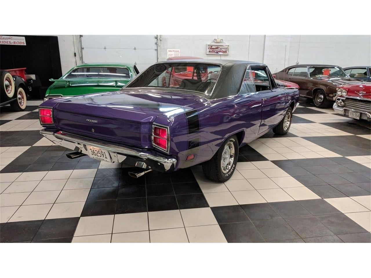 1969 Dodge Dart Swinger (CC-1070967) for sale in Annandale, Minnesota