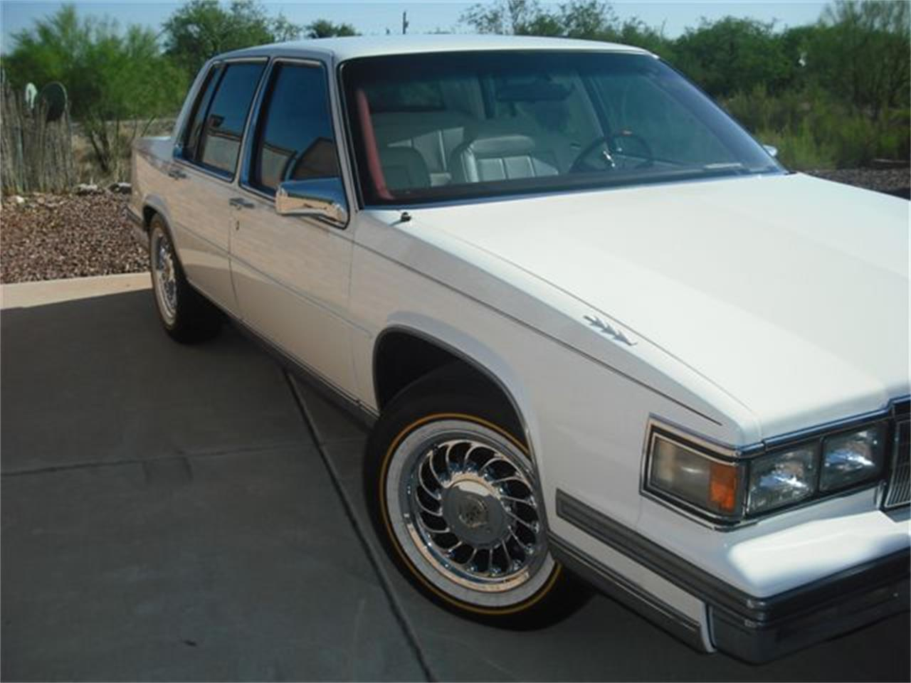 1986 cadillac sedan deville for sale classiccars com cc 1079919 1986 cadillac sedan deville for sale
