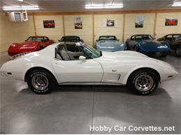 1977 Chevrolet Corvette (CC-1081190) for sale in Martinsburg, Pennsylvania