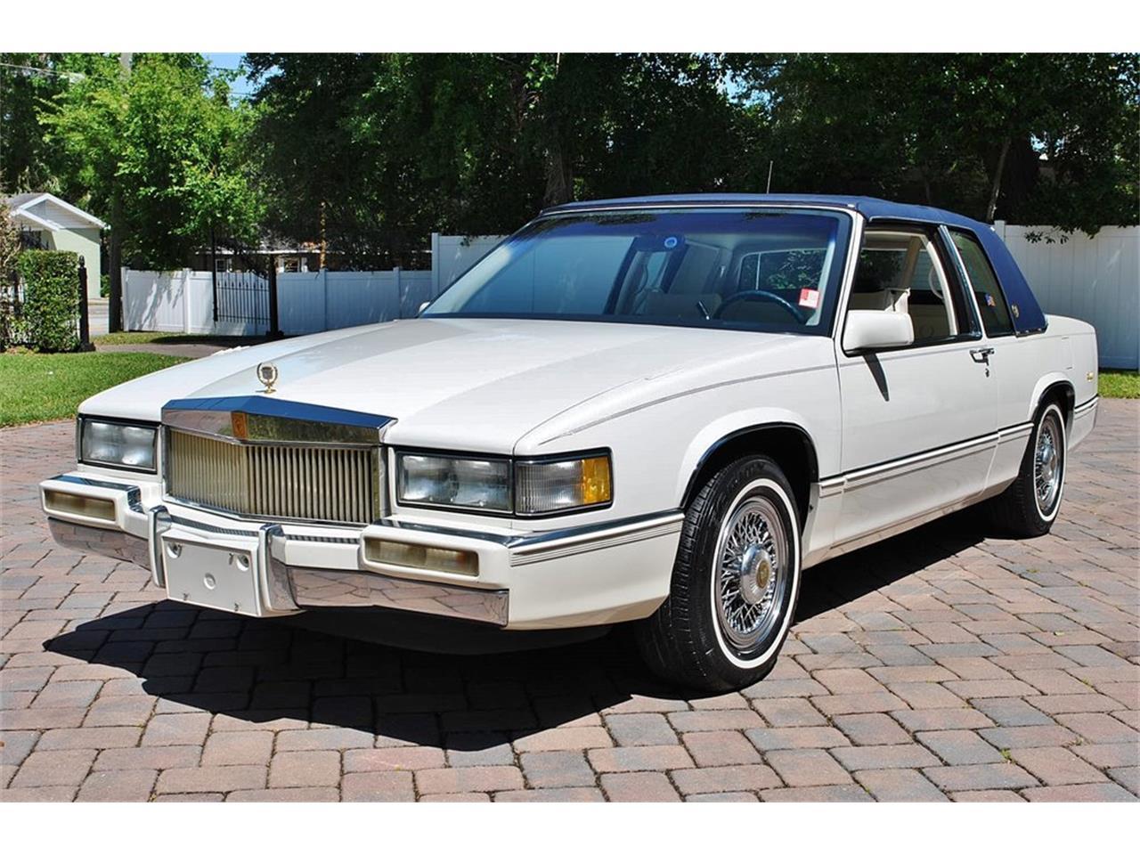 1990 cadillac deville for sale classiccars com cc 1081397 1990 cadillac deville for sale