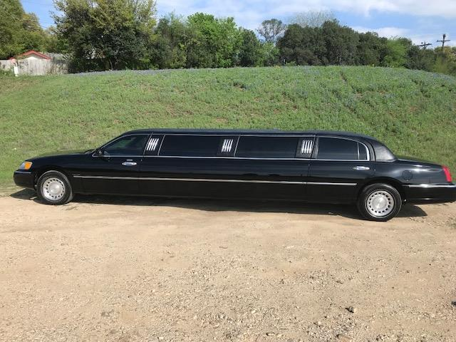 2000 Lincoln Limousine (CC-1081603) for sale in boerne, Texas