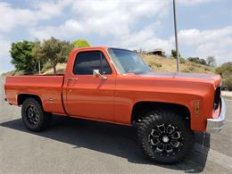 1977 Chevrolet Silverado (CC-1081649) for sale in Rowland Heigths , California