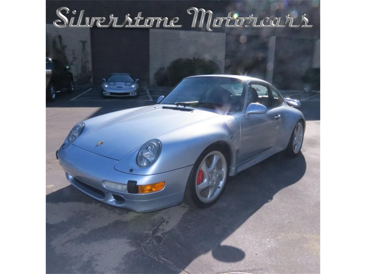 1996 Porsche 993 (CC-1081680) for sale in North Andover, Massachusetts