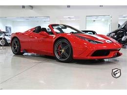 2015 Ferrari 458 (CC-1081824) for sale in Chatsworth, California