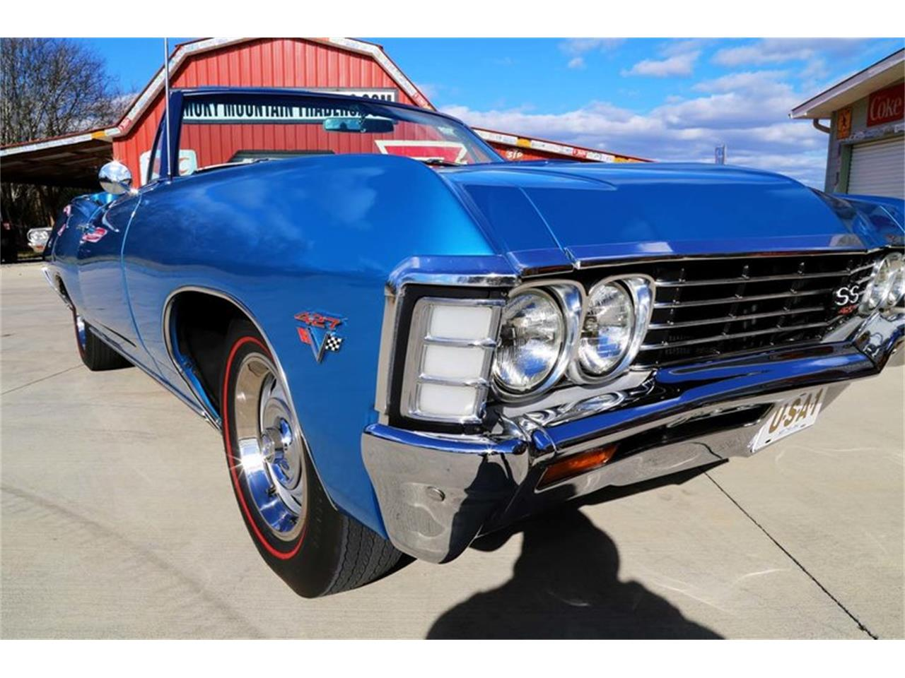 1967 Chevrolet Impala (CC-1081924) for sale in Lenoir City, Tennessee