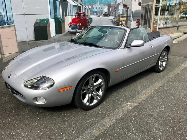 2003 Jaguar XK8 (CC-1082013) for sale in Seattle, Washington