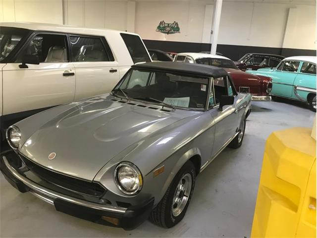 1981 Fiat Pininfarina (CC-1082139) for sale in Dayton, Ohio
