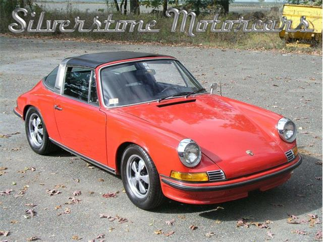 1973 Porsche 911 (CC-1082177) for sale in North Andover, Massachusetts