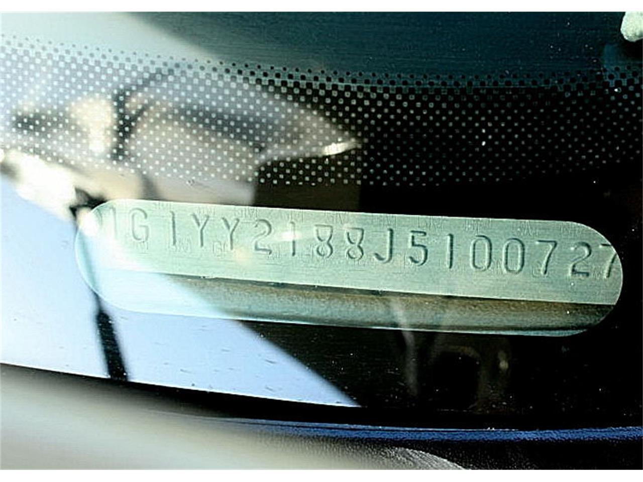 1988 Chevrolet Corvette (CC-1080022) for sale in Lakeland, Florida