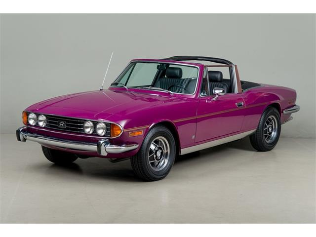 1973 Triumph Stag (CC-1082454) for sale in Scotts Valley, California