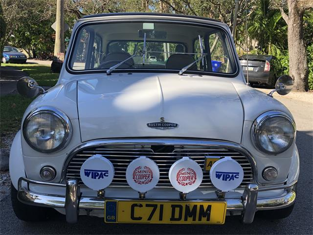 1979 Austin Mini Cooper (CC-1080254) for sale in Miami, Florida