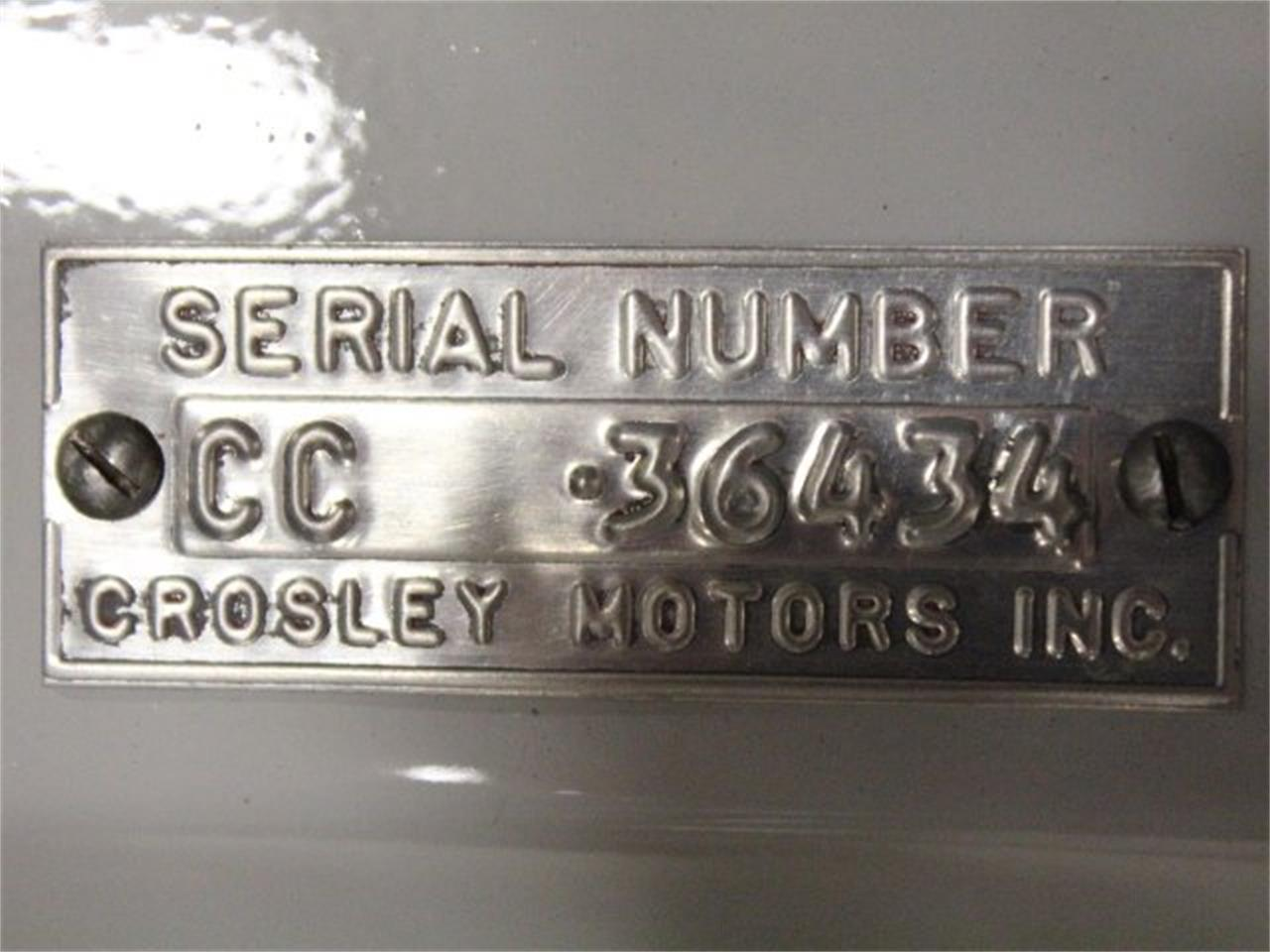 1948 Crosley Hot Rod (CC-1082655) for sale in Lithia Springs, Georgia