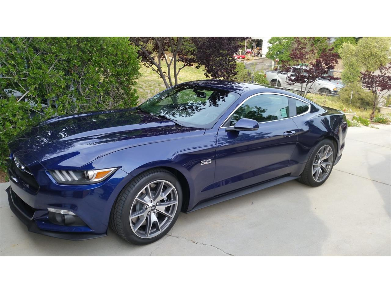 2015 Ford Mustang Gt For Sale >> 2015 Ford Mustang Gt For Sale Classiccars Com Cc 1082688