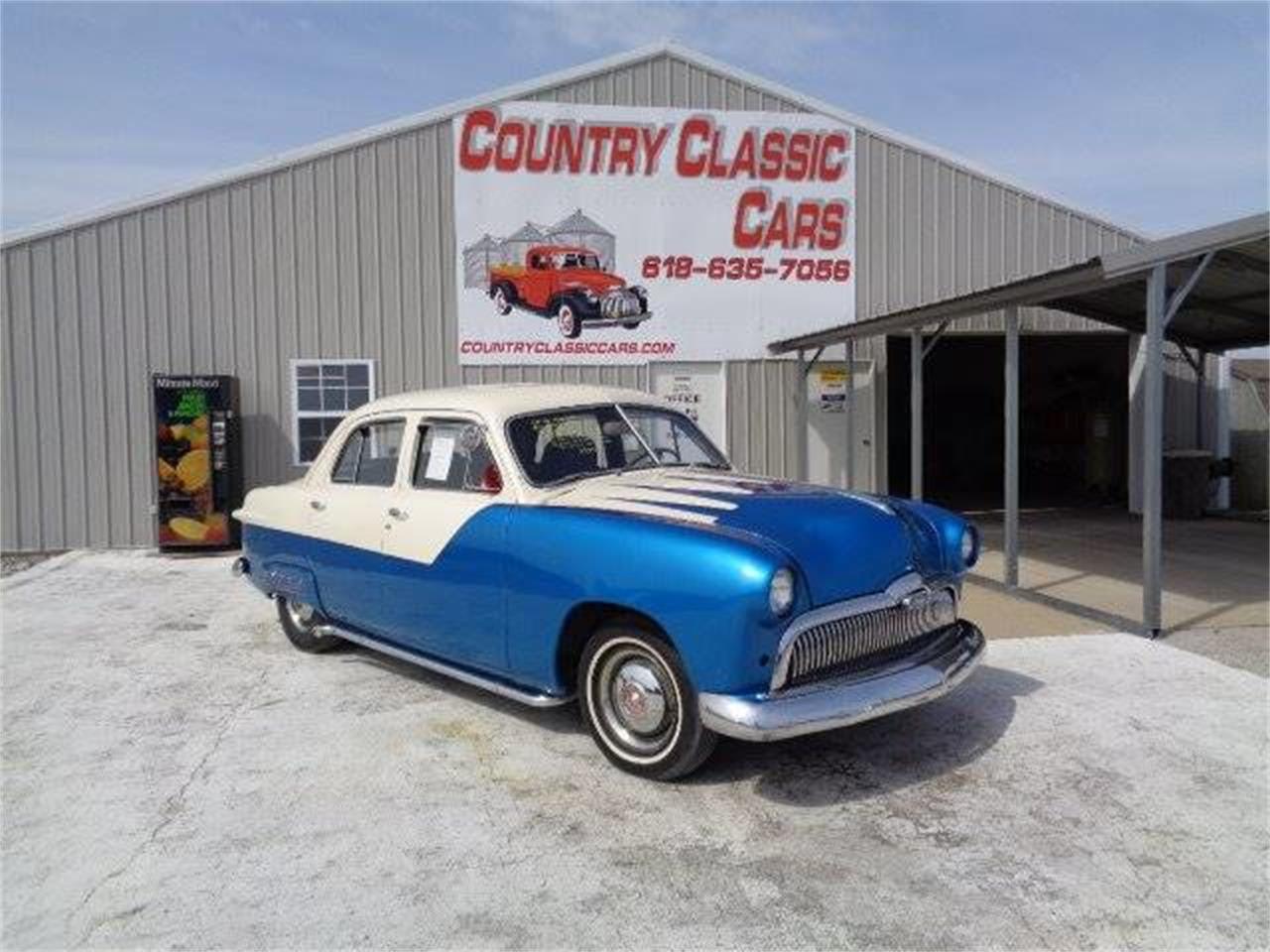 1949 Ford Custom (CC-1082783) for sale in Staunton, Illinois