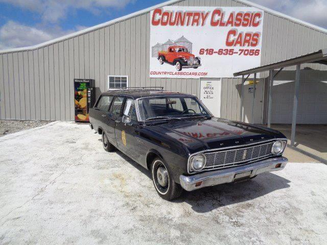 1966 Ford Falcon (CC-1082786) for sale in Staunton, Illinois