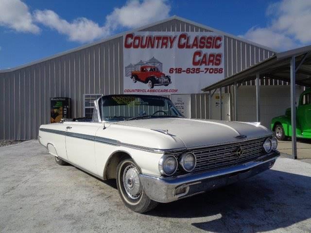 1962 Ford Galaxie 500 (CC-1082789) for sale in Staunton, Illinois
