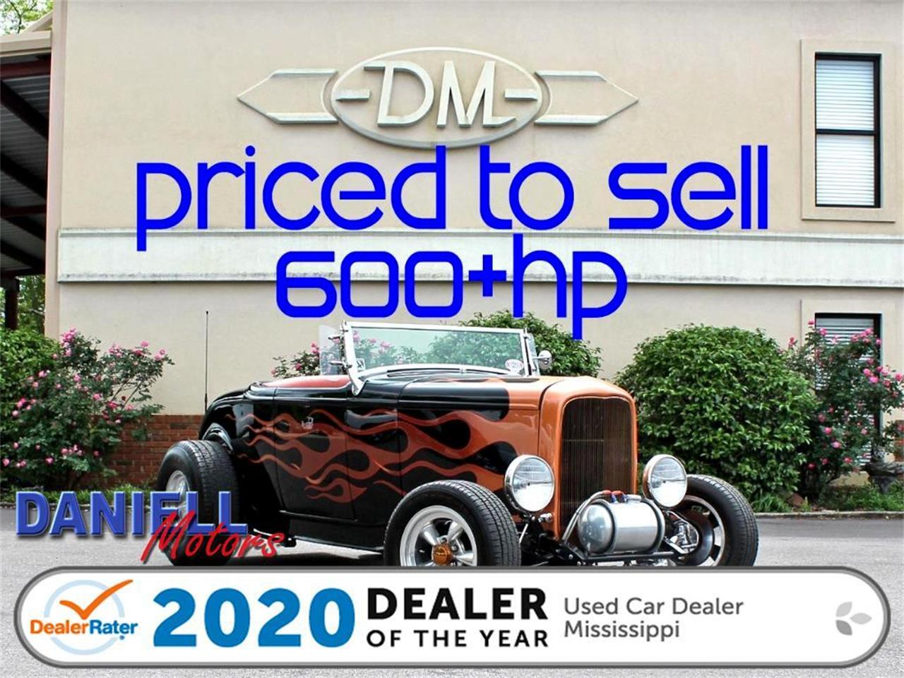 1932 Ford Coupe (CC-1082849) for sale in Hattiesburg, Mississippi