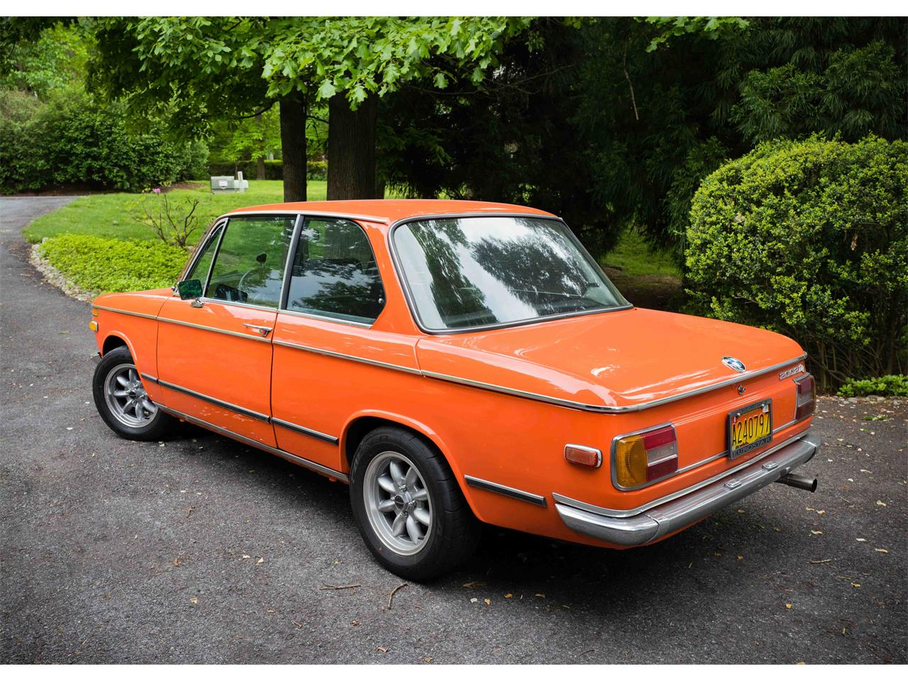 1974 Bmw 2002 For Sale Classiccars Com Cc 1082881