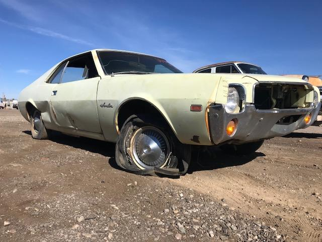1968 AMC Javelin (CC-1082889) for sale in Phoenix, Arizona