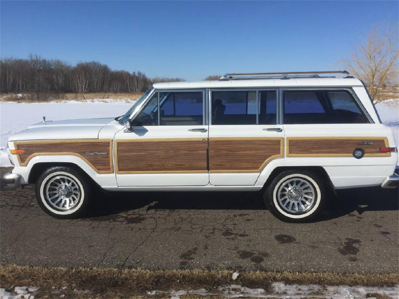 1990 Jeep Grand Wagoneer (CC-1082999) for sale in West Pittston, Pennsylvania