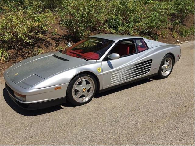 1989 Ferrari Testarossa (CC-1080302) for sale in Holliston, Massachusetts