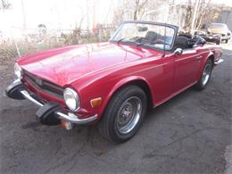 1975 Triumph TR6 (CC-1083047) for sale in Stratford, Connecticut