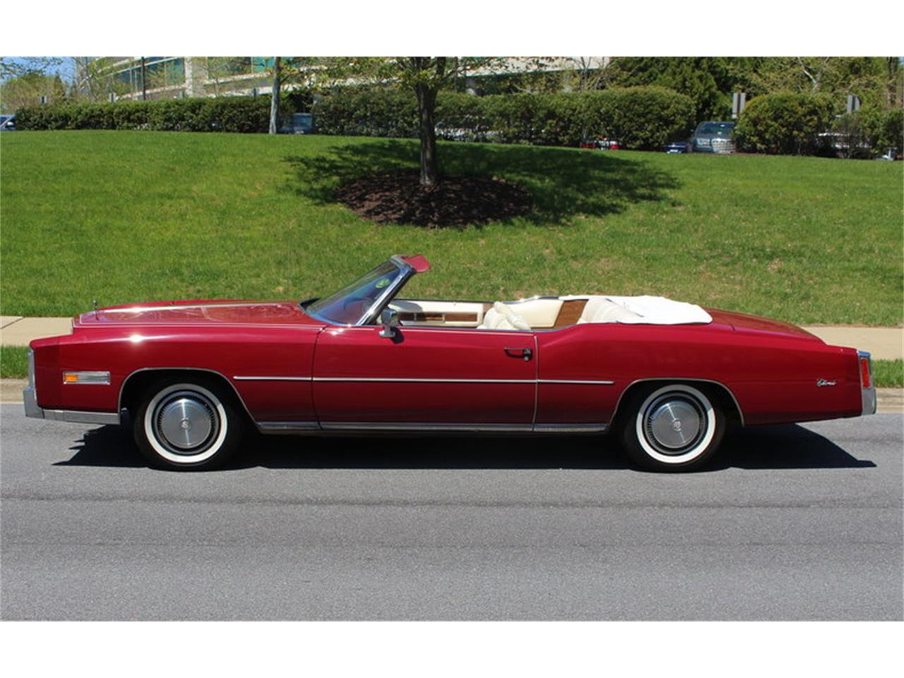 1975 Cadillac Eldorado for Sale   ClassicCars.com   CC-1083092