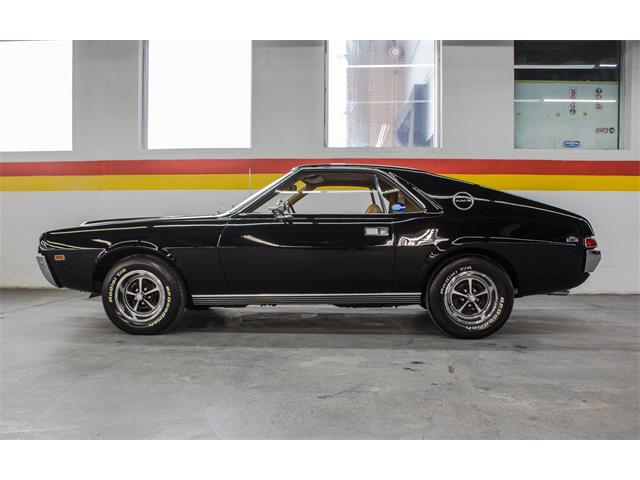 1968 AMC AMX (CC-1083215) for sale in Montreal, Quebec