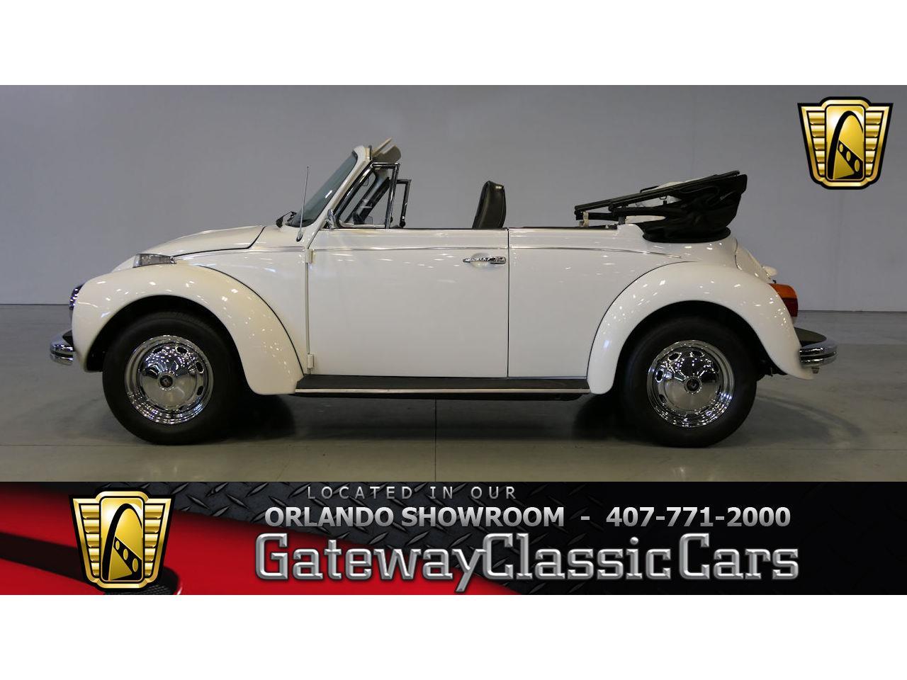 1973 Volkswagen Beetle For Sale Classiccars Com Cc 1083568